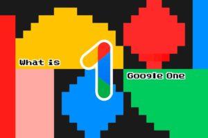 Google Oneとは?—Gmail・Drive・Photosが1つになったiCloud的サービス
