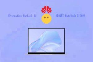 復活しないMacBook 12インチ。MateBook Xが真の代替かも!?