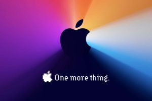 『Apple Event November 2020(One more thing)』3分まとめ