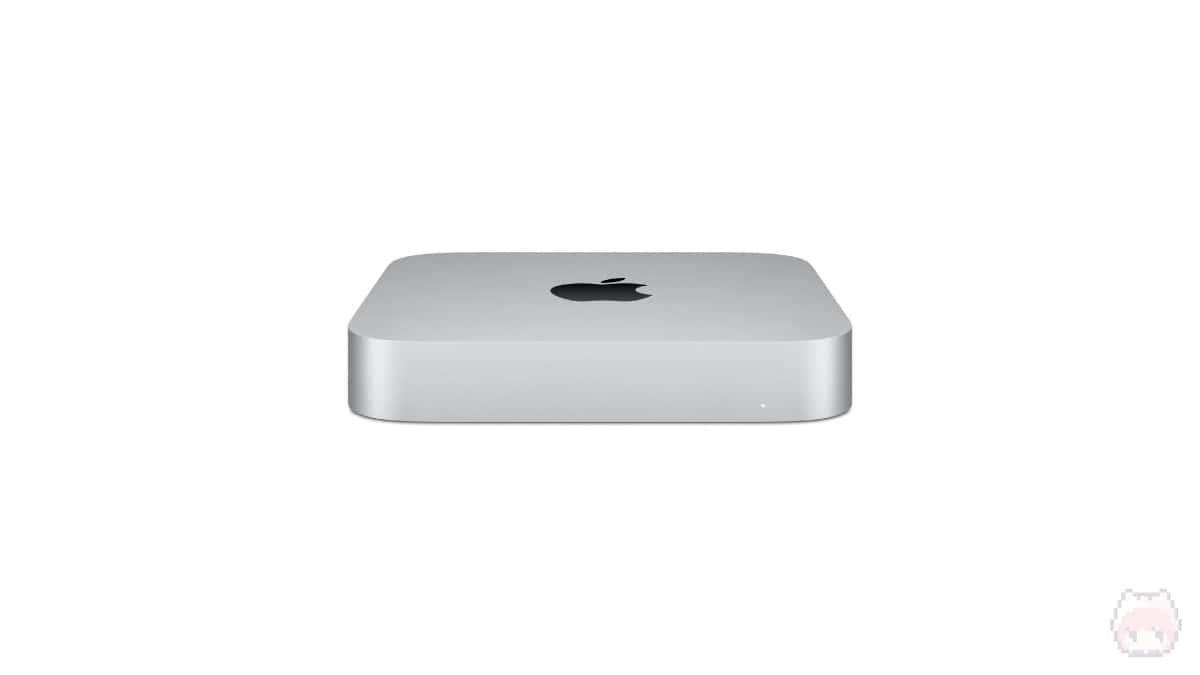 Mac mini:帰ってきたシルバーカラー