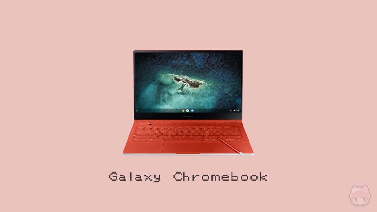 【候補4】Samsung『Galaxy Chromebook』