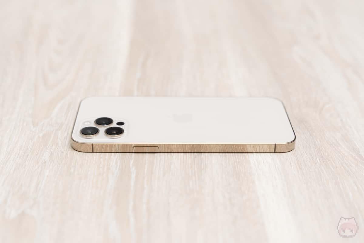 iPhone 12 Pro Max本体側面