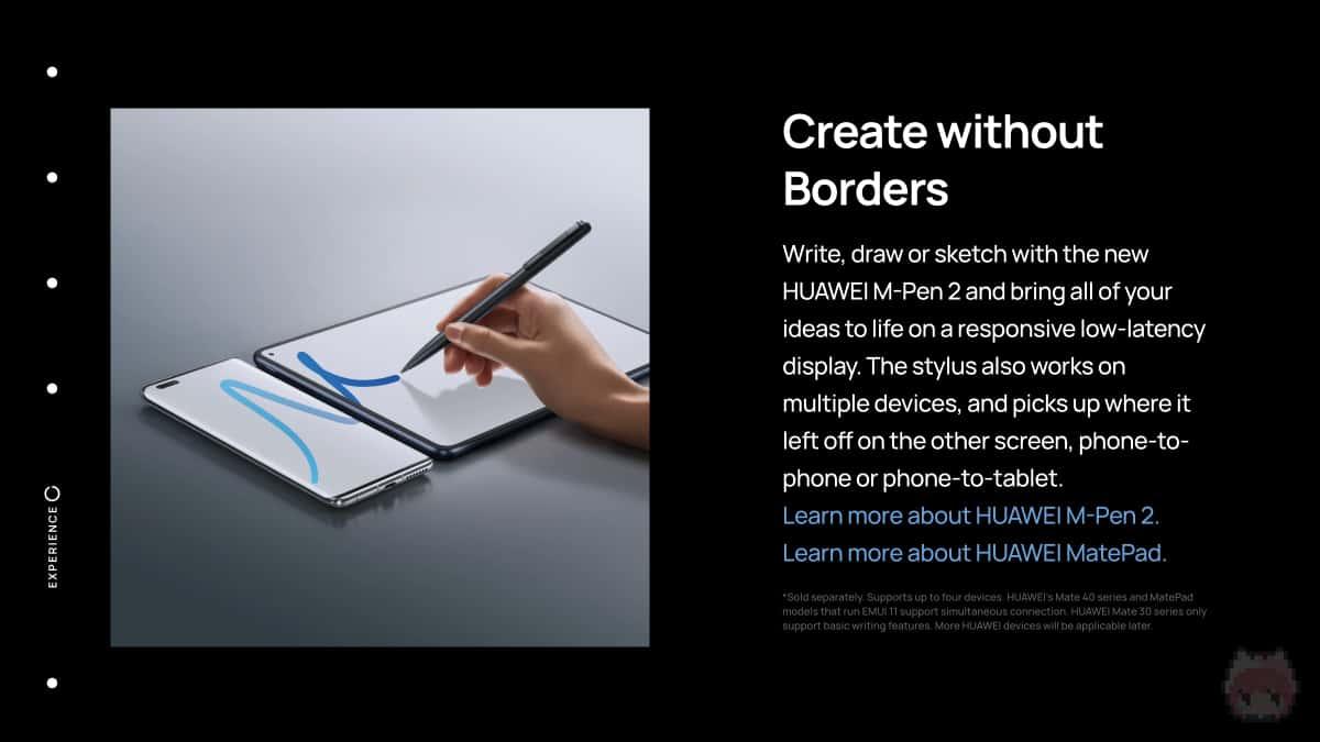 私的なウリは、『HUAWEI M-Pen 2』というデジタイザーペン対応なことだ。