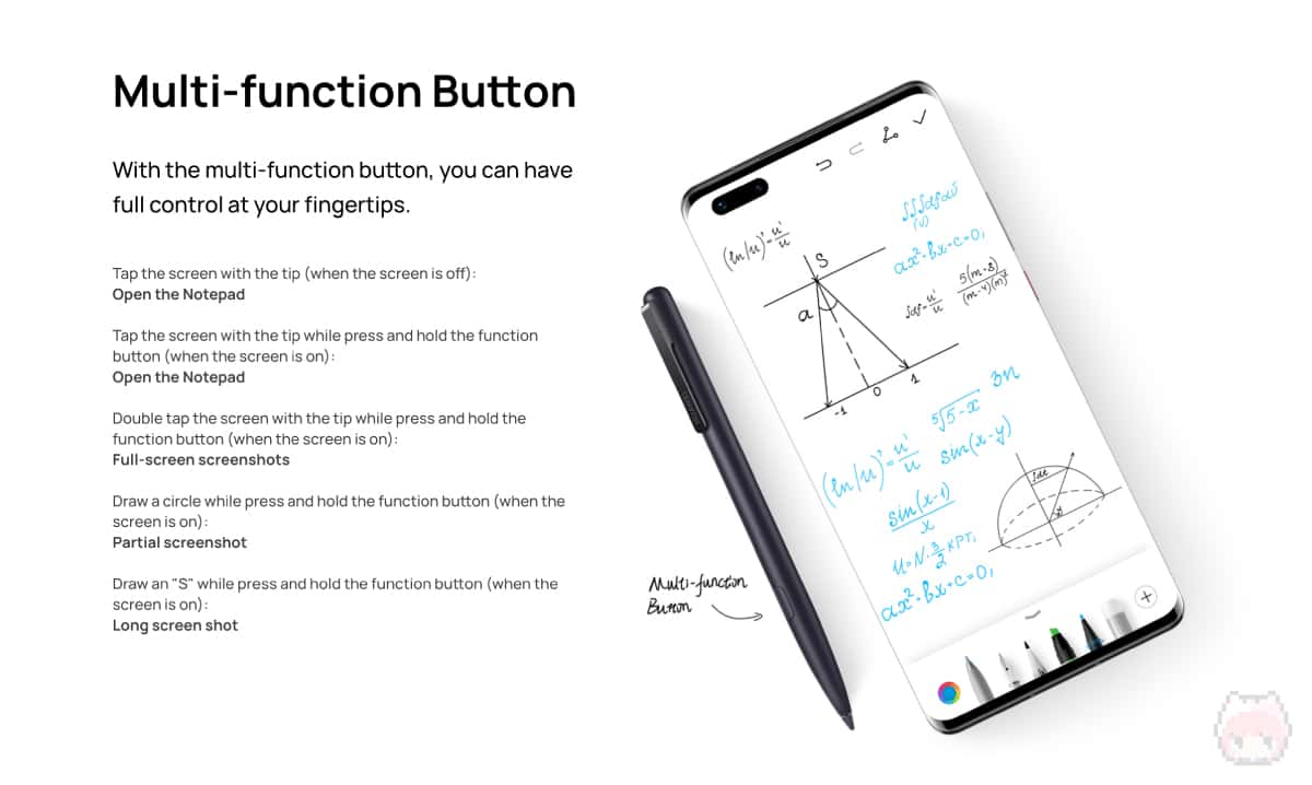Multi-function Button
