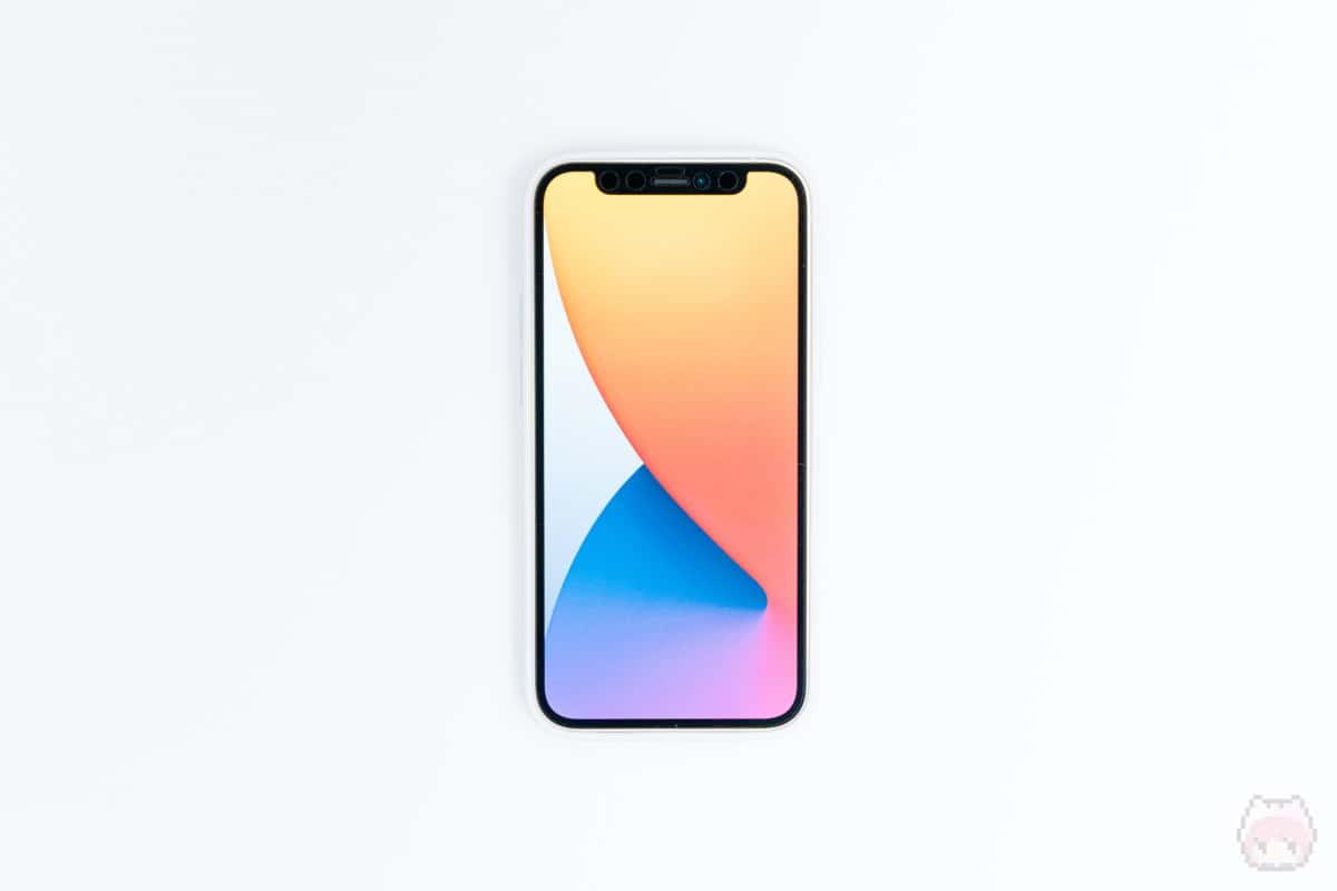 MagSafe対応iPhone 12 miniシリコーンケース