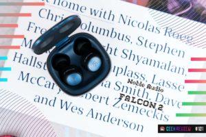 【レビュー】Noble Audio『FALCON 2』:フラット音質でTWSの学級委員長