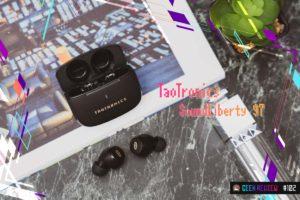 【レビュー】TaoTronics『SoundLiberty 97』:3千円台の完全ワイヤレスイヤホンコスパ王[PR]