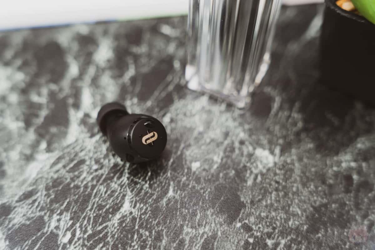 SoundLiberty 97は『IPX8』の完全防水対応。