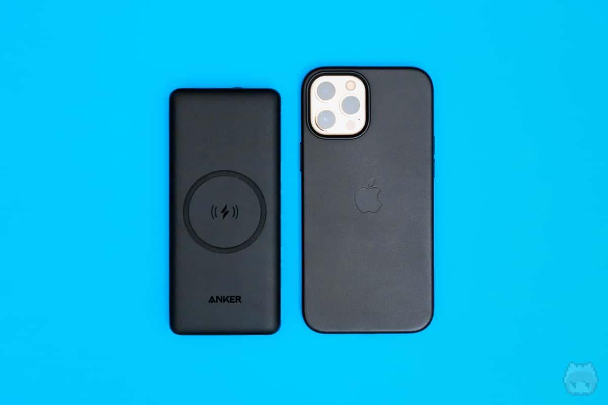 iPhone 12 Pro Maxとサイズ比較してみた。