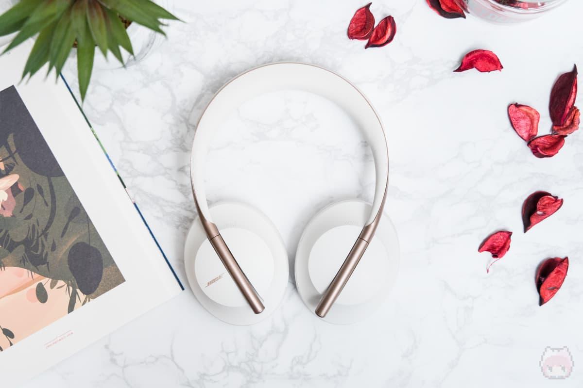 Bose Noise Cancelling Headphones 700(前面)