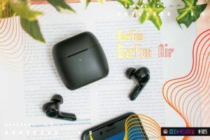 【レビュー】EarFun『EarFun Air』:iFデザイン受賞のモダンな完全ワイヤレスイヤホン[PR]