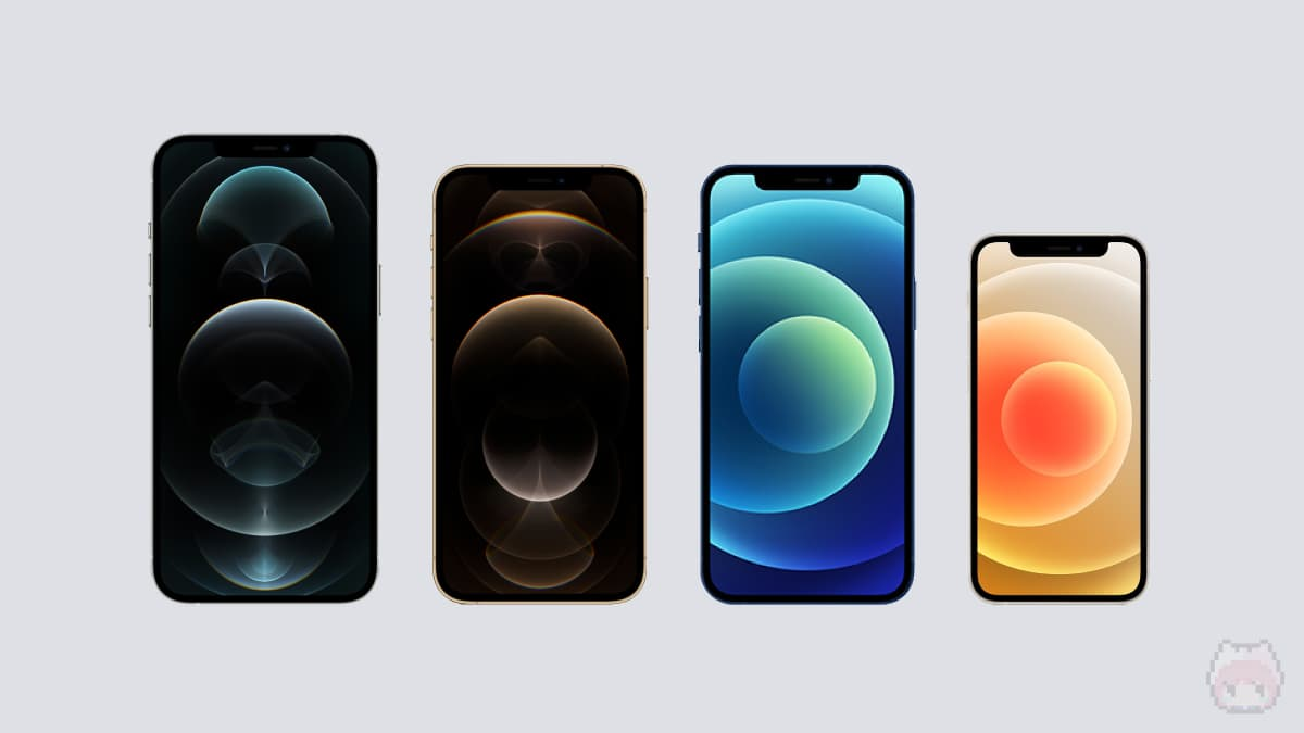iPhone 12/12 mini/12 Pro/12 Pro Max