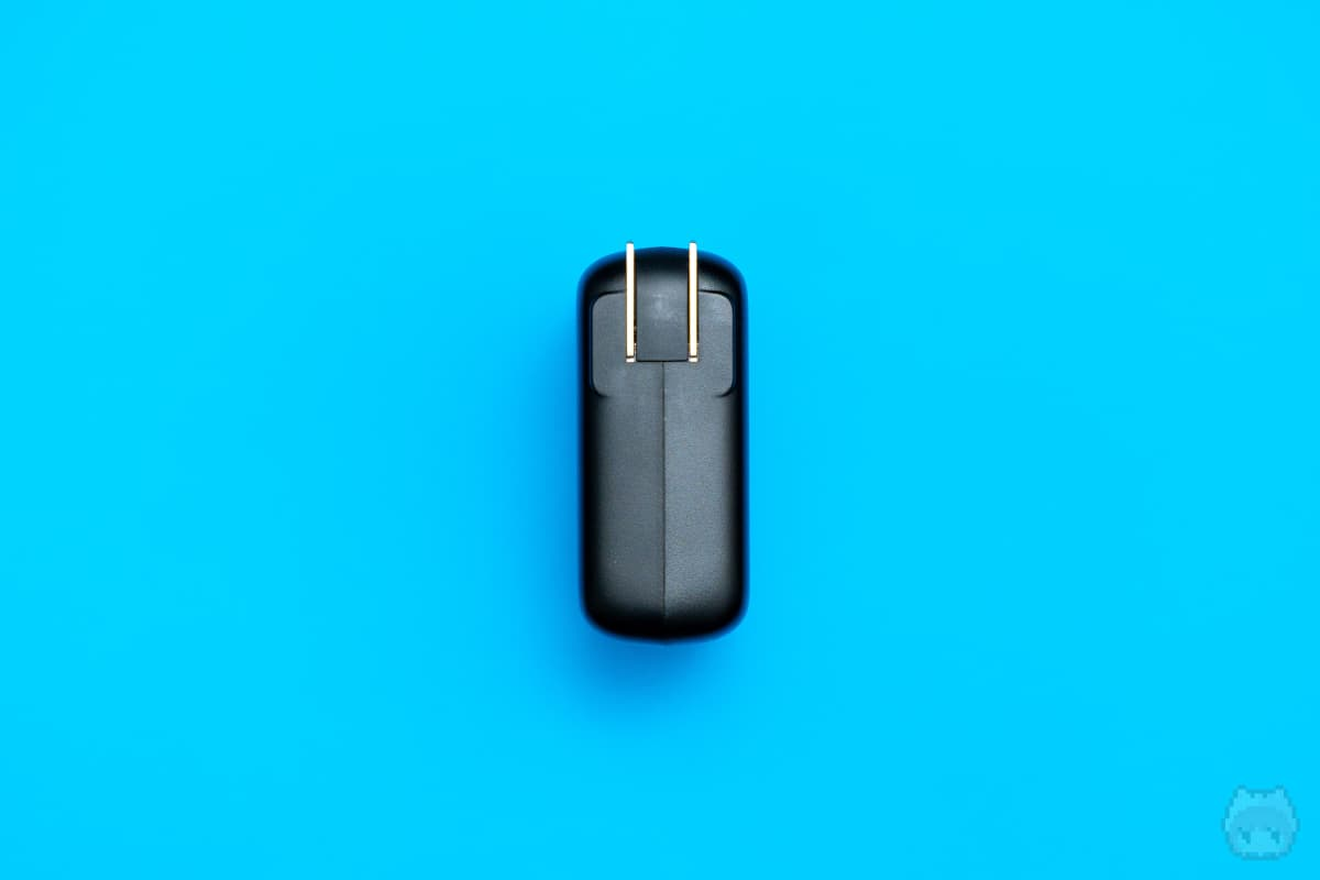 Anker PowerCore Fusion 10000(後面)