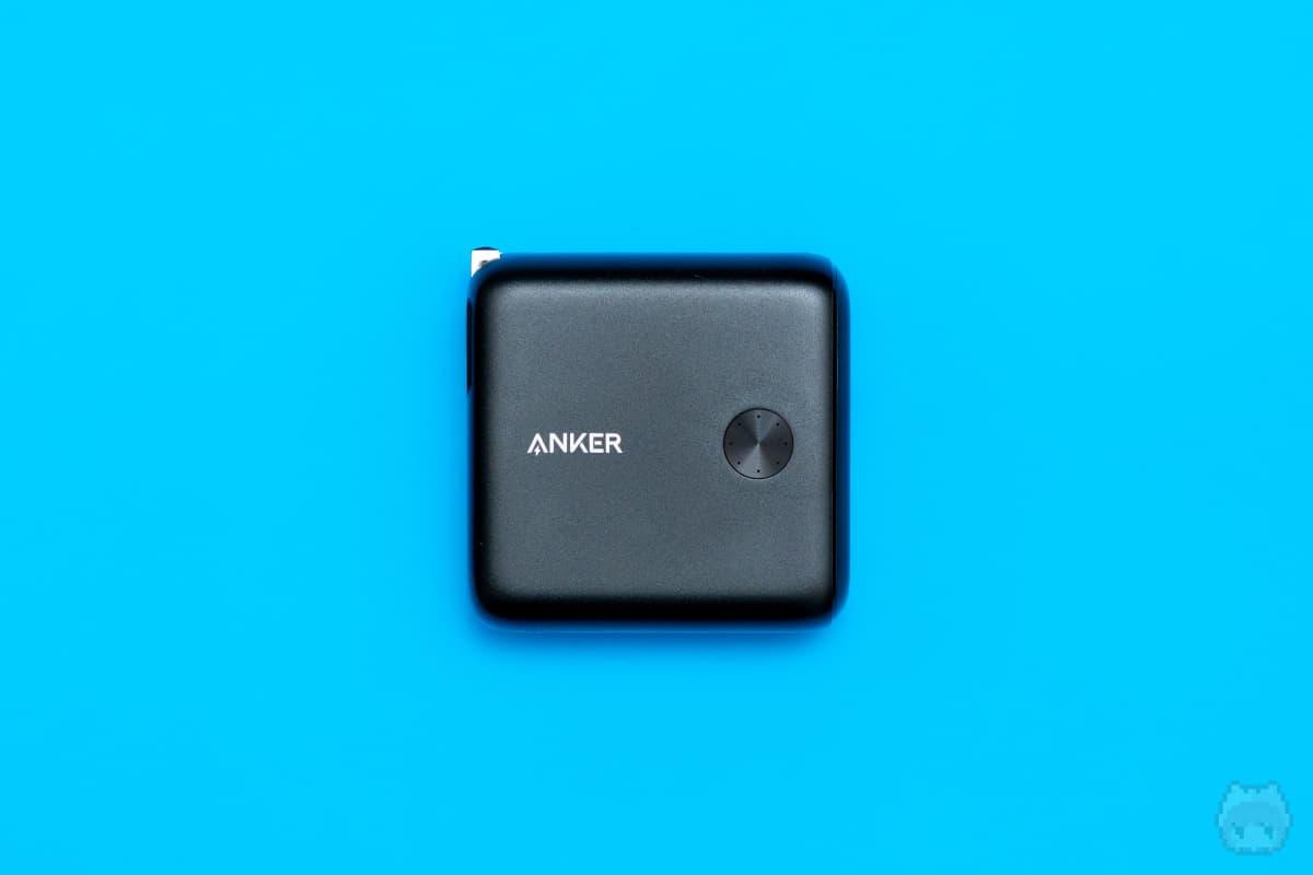 Anker PowerCore Fusion 10000(左面)