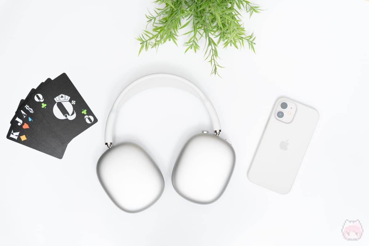 デジタルから高音質にアプローチした、Appleらしいワイヤレスヘッドホンだ。