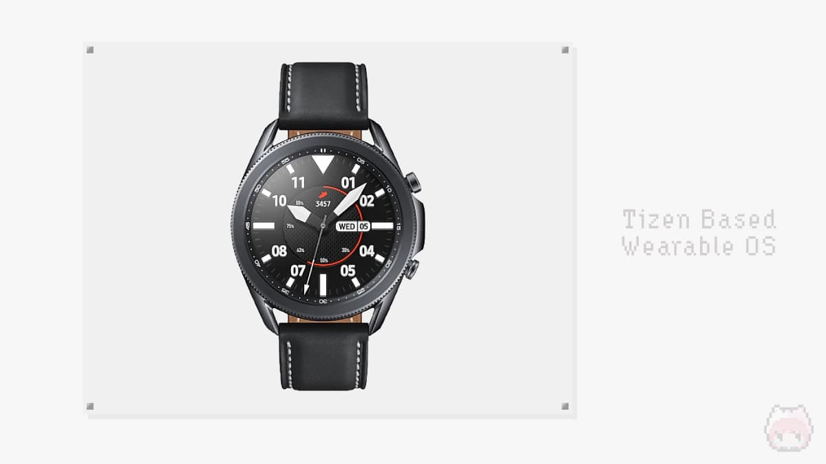 Tizen Based Wearable OS - Samsung