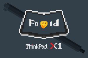 ねこ氏『ThinkPad X1 Fold』をポチるか本気で悩む