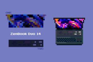 ASUS『ZenBook Duo 14(UX482)』——USB PD対応Thunderbolt 4搭載で欲しくなる
