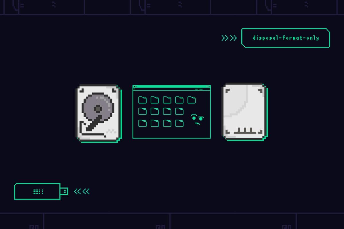 HDD処分時に破壊せずにフォーマットのみで捨てるとこうなる(検証記事)