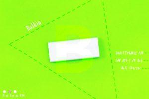 【レビュー】Belkin BOOST↑CHARGE PRO 20W USB-C PD GaN Wall Charger:FRISKサイズの窒化ガリウム充電器