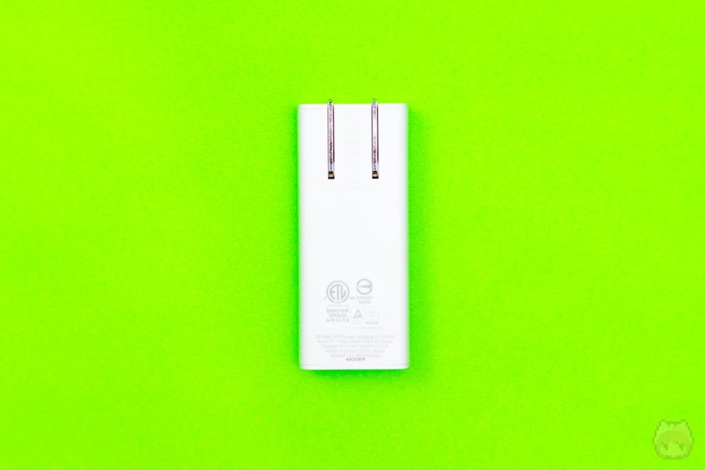 BOOST↑CHARGE PRO 20W USB-C PD GaN Wall Charger(下面)