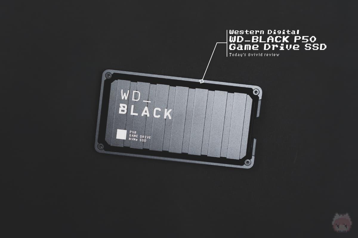 WD_BLACK P50 Game Drive SSD - Western Digital