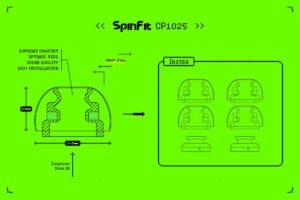 AirPods Pro用SpinFit『CP1025』徹底解剖[PR]