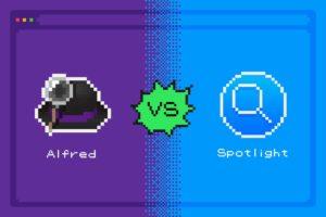 Alfred vs Spotlight——デスクトップ検索機能比較5番勝負