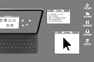 iPad Proでの開発に最適な小型ワイヤレスマウスを探す旅