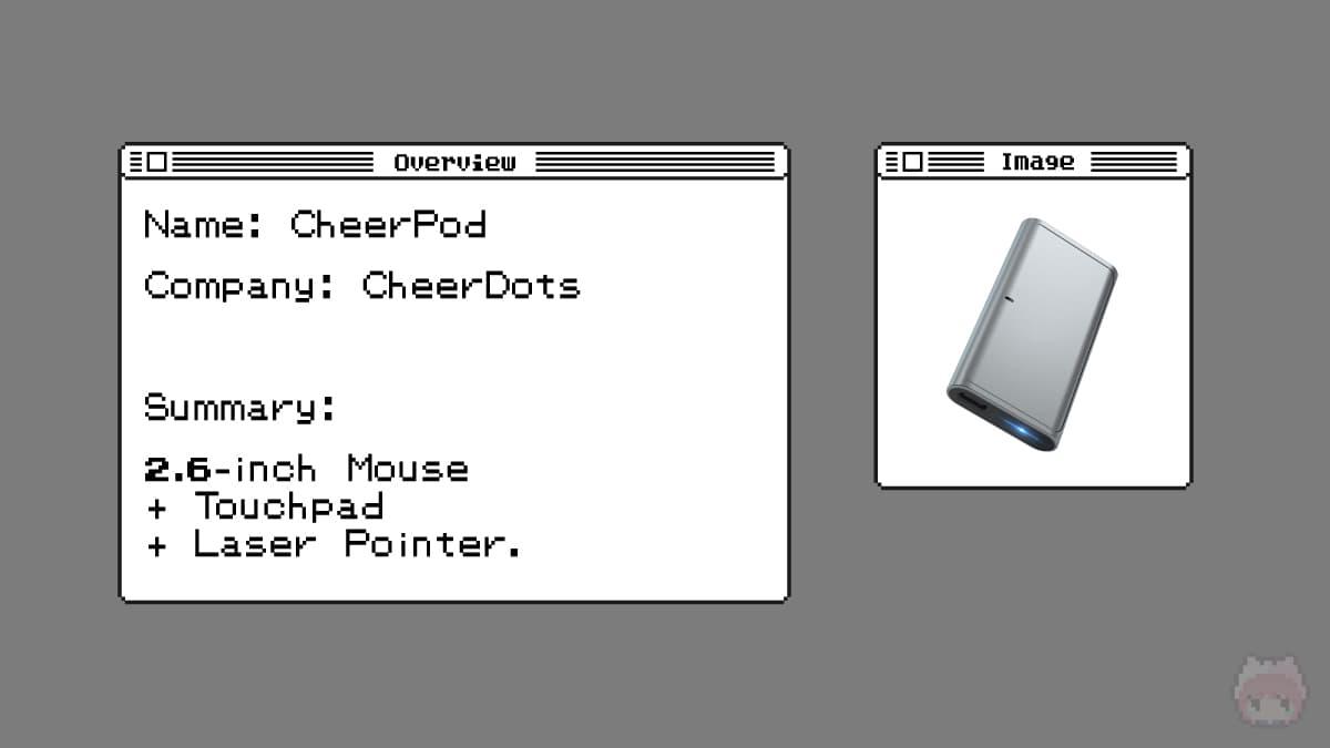 CheerDots CheerPod