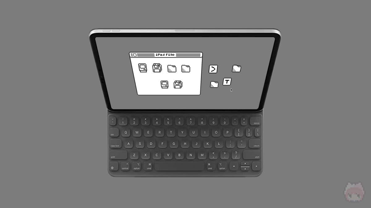 iPad用Magic Keyboardの不満
