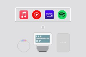 音楽ストリーミングサービス視点のスマートスピーカー分類