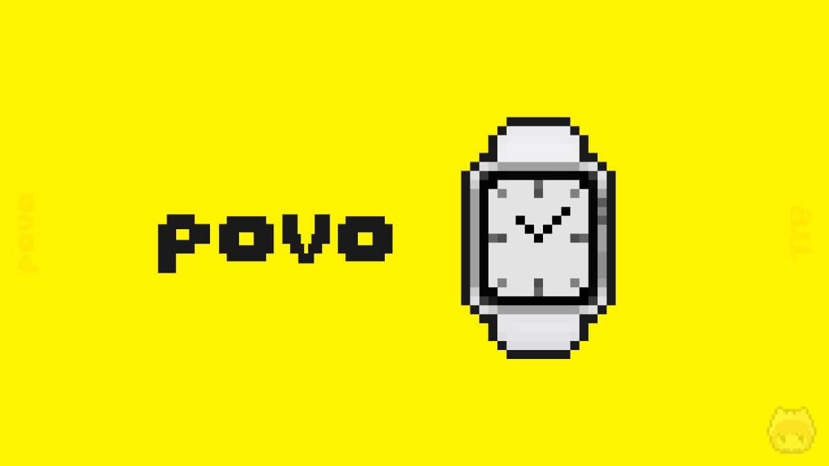 povoのApple Watch対応状況