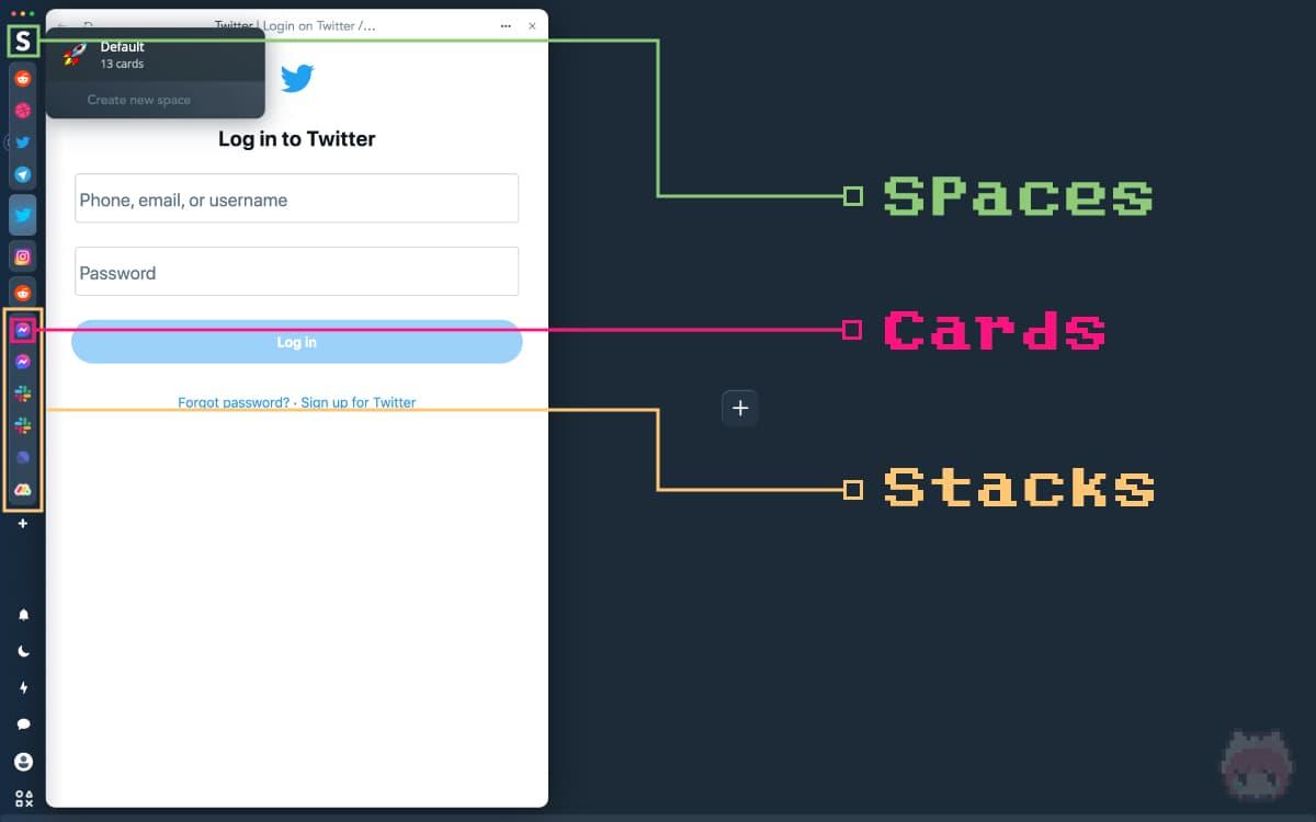 Stack(Stack Browser)