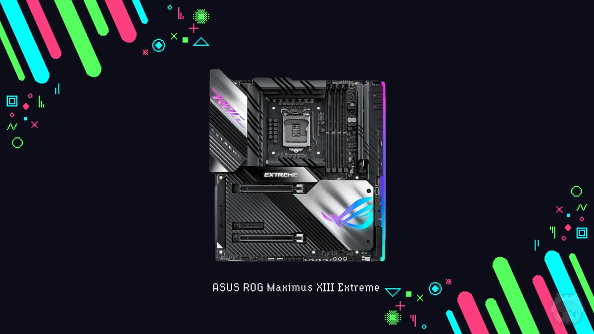ASUS ROG Maximus XIII Extreme