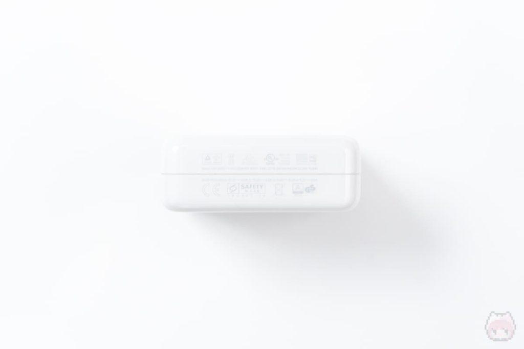 61W USB-C電源アダプタ