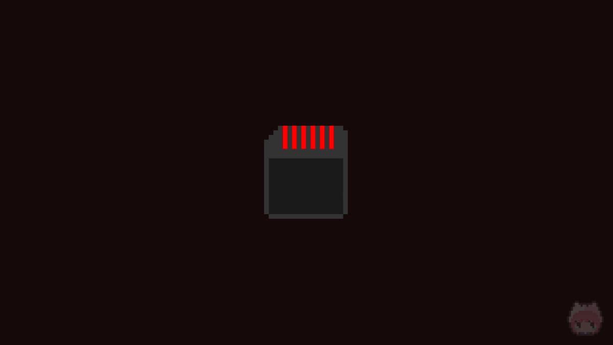 microSDスロット非搭載
