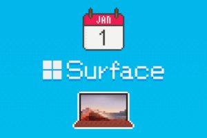 歴代『Microsoft Surface』ファミリーの製品発売日まとめ