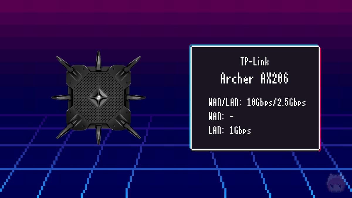 TP-Link Archer AX206