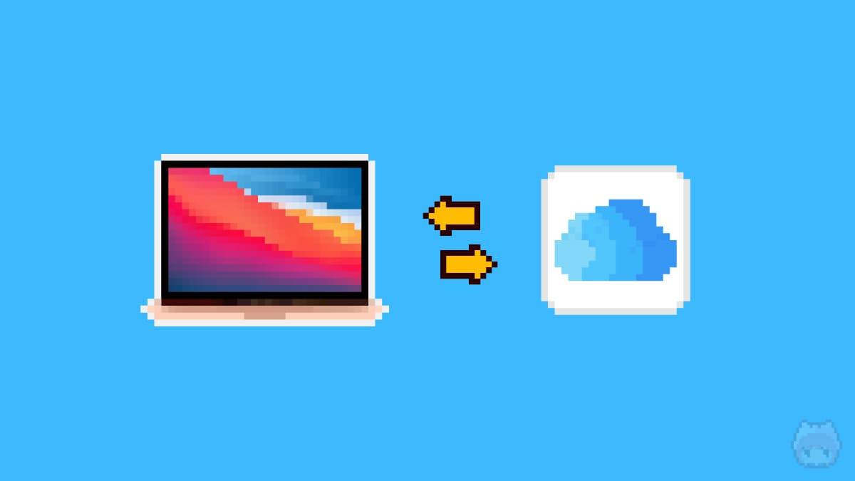 iCloud Driveは選択型同期に非対応