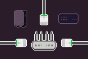 高速LANの願望——10Gbps LAN・Wi-Fi 6・メッシュネットワークで構築を画策