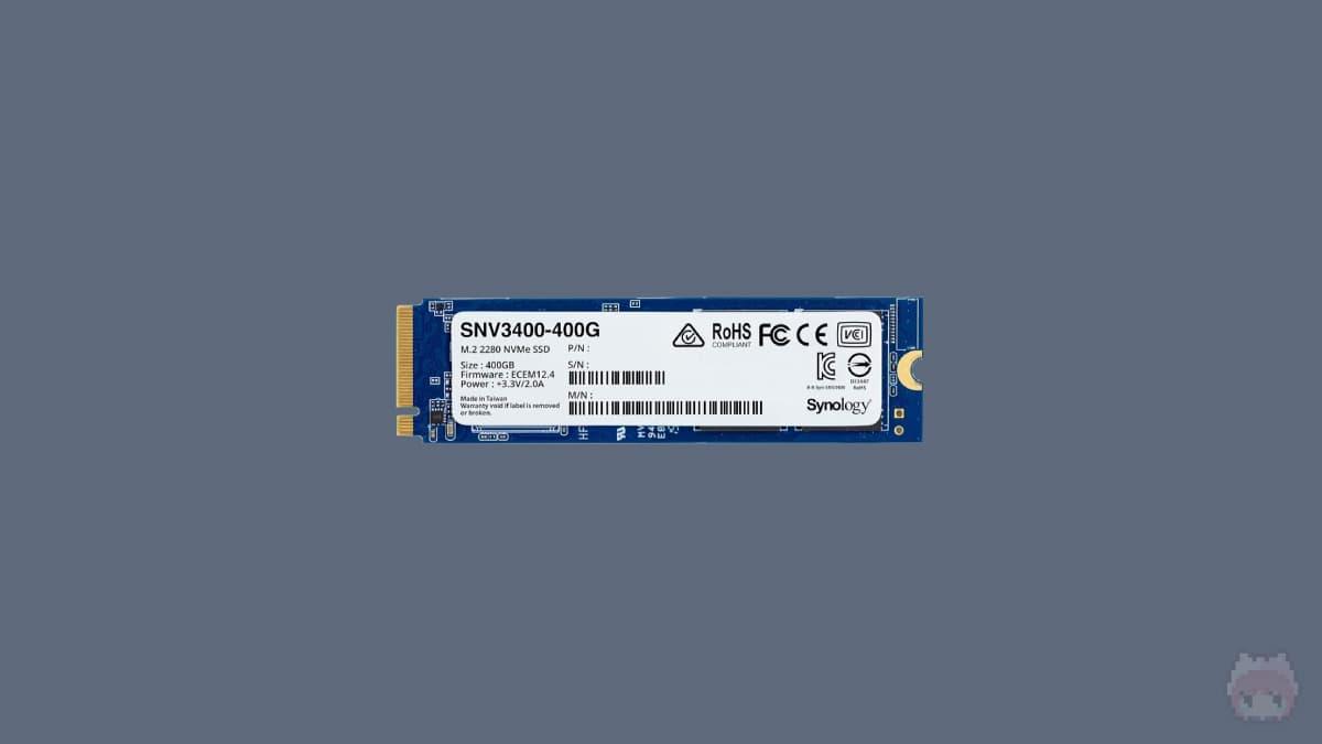 Synology SNV3400-400G(400GB)