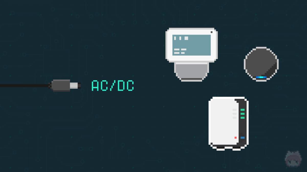 USB PDとDC電源