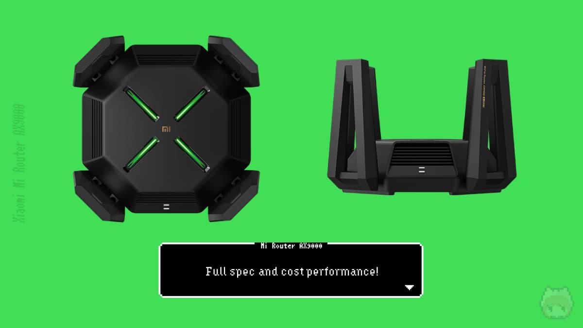 Xiaomi Mi Router AX9000