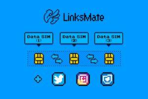 LinksMateのおすすめ活用術——複数SIMデータシェア&カウントフリーを駆使