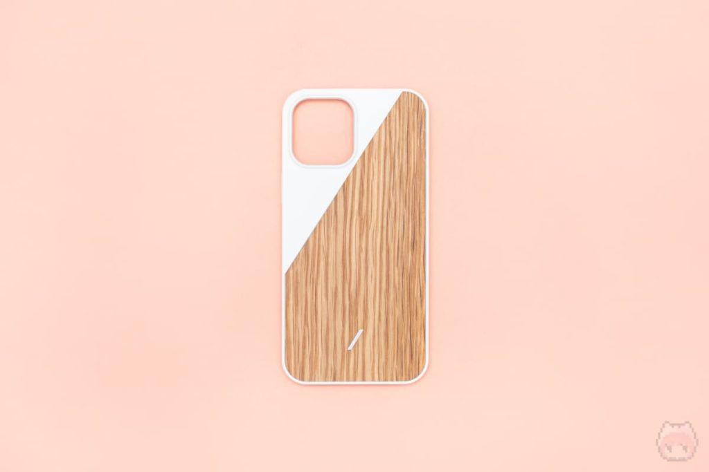 Clic Wooden (iPhone 12 Pro Max)