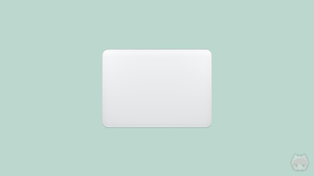Magic Trackpad 2との差異