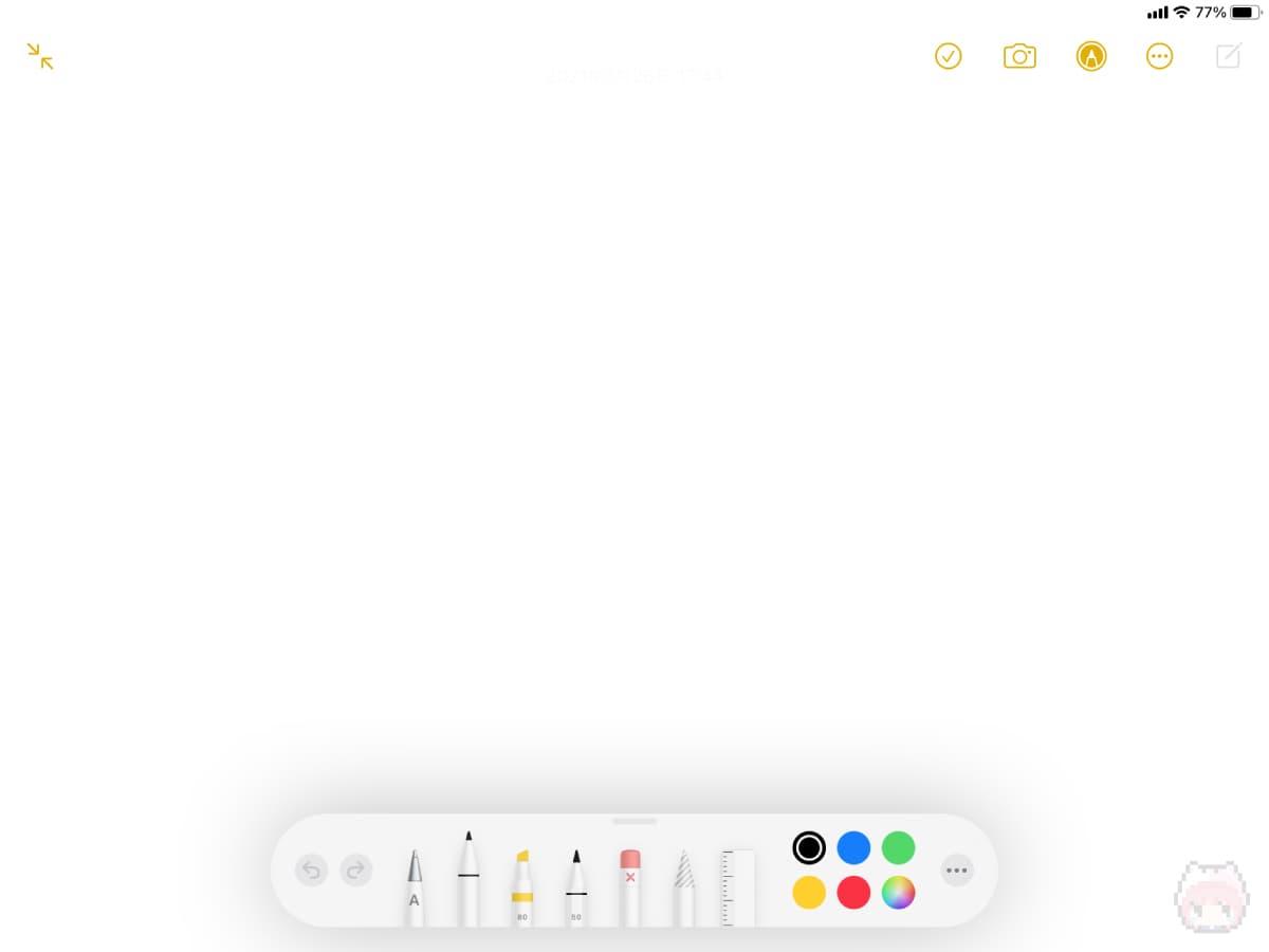 メモ(Apple Notes)