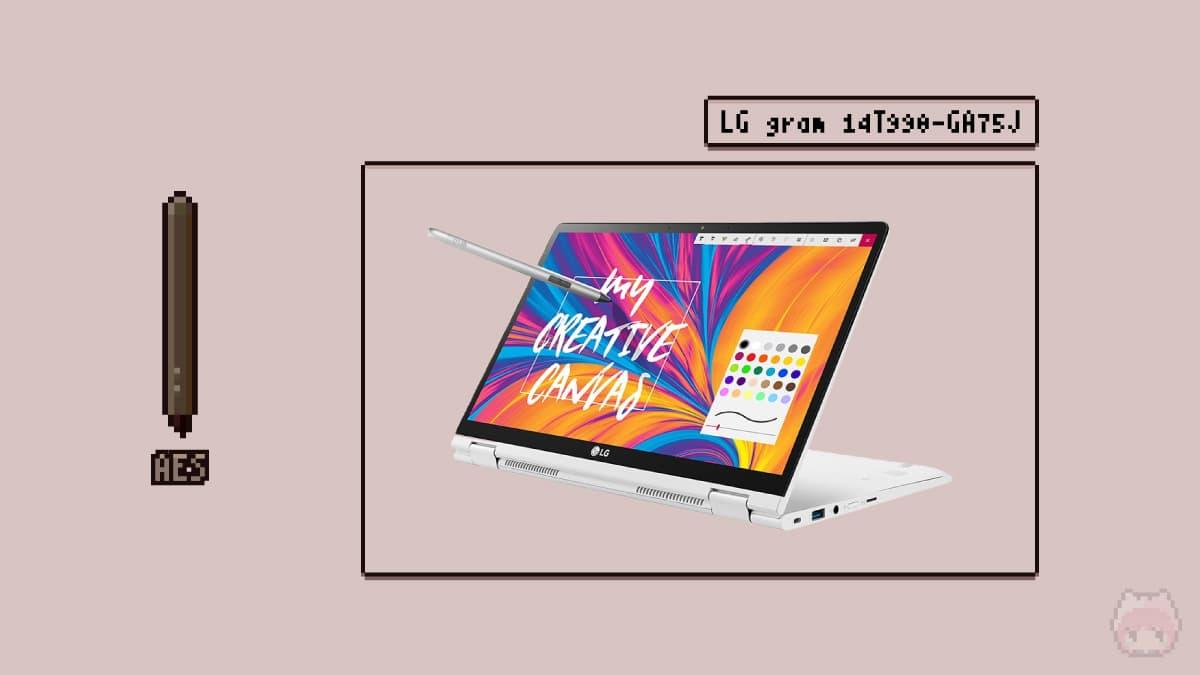 LG gram 14T990-GA75J
