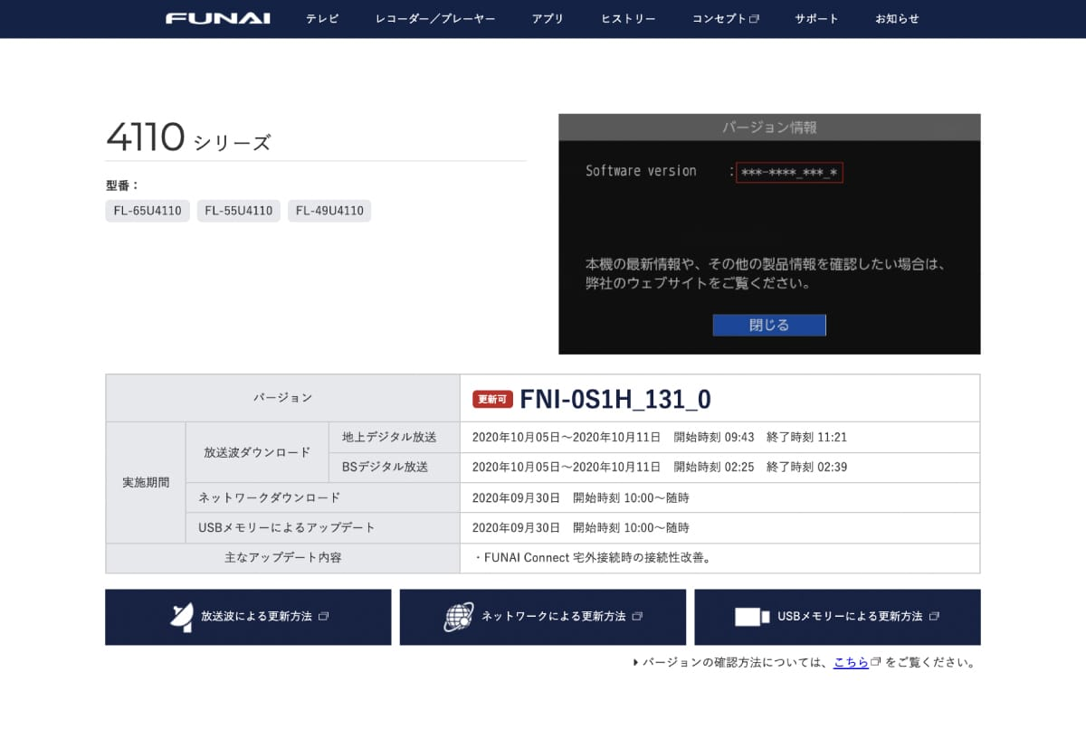 Android TVの穴